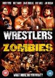 Pro Wrestlers vs Zombies DVD