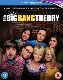 The Big Bang Theory - Season 8 [Blu-ray]
