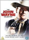JOHN WAYNE 4DISC COLLECTION [DVD]