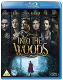 Into the Woods [Blu-ray] [Region Free] Blu Ray