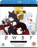 RWBY: Volume 2 Blu-ray