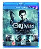 Grimm - Season 4 [Blu-ray] [2014]