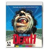 Island of Death [Dual Format Blu-ray + DVD]