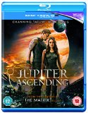 Jupiter Ascending [Blu-ray] [2015] [Region Free]