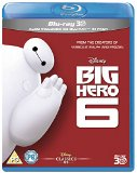 Big Hero 6 [Blu-ray 3D + Blu-ray] Blu Ray