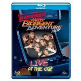 McBusted Most Excellent Adventure Tour - Live At The O2  [2015] DVD