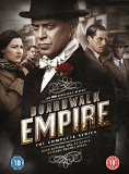 Boardwalk Empire - The Complete Season 1-5 [DVD]