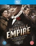 Boardwalk Empire - The Complete Season 1-5 [Blu-ray] [Region Free]