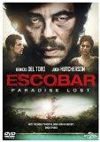 Escobar: Paradise Lost [DVD] [2015]