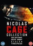 Nicholas Cage 4 Film Pack [DVD] [2015]
