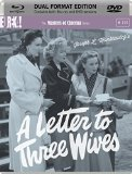 A Letter to Three Wives (1949) Dual Format (DVD & Blu-ray)