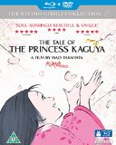 The Tale Of The Princess Kaguya [Blu-ray] [2015]