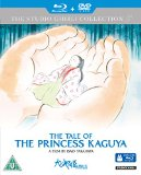 The Tale Of The Princess Kaguya Collector's Edition [Blu-ray + DVD Double Play] [2015]