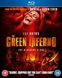 The Green Inferno [DVD]