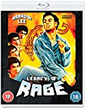 Legacy Of Rage (Dual Format Blu-ray & DVD)