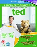 Ted (Limited Edition Gift Set with T-shirt) [Blu-ray] [2012]