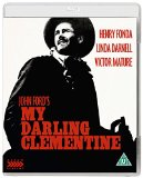 My Darling Clementine + Frontier Marshall [Limited Edition Blu-ray]