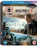 Chappie/District 9/Elysium [Blu-ray]