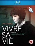 Vivre sa vie (Blu-ray) [DVD]