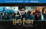 Harry Potter Hogwarts Collection [Blu-ray + DVD] [2001] [Region Free]