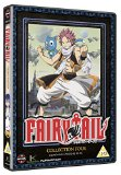 Fairy Tail Collection Four (Episodes 73-96) [DVD]
