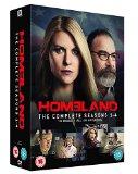 Homeland: Season 1-4 [DVD]