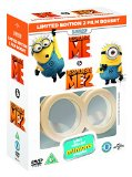 Despicable Me / Despicable Me 2 (with Limited Edition Minion Goggles) [DVD] [2013]