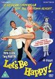 Let's Be Happy [DVD]