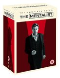 The Mentalist - Season 1-7 [DVD] [2015]