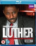 Luther: Series 2 [Blu-ray]