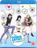 Comic Artist & His Assistants, The - Complete Series Collection And Bonus OVA Episodes Blu-ray