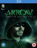 Arrow: Seasons 1-3 [Blu-ray]