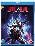 Justice League: Gods And Monsters [Blu-ray]