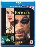 Focus [Blu-ray] [2015] [Region Free]