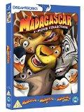 Madagascar 1-3 [DVD]