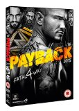 Wwe: Payback 2015 [DVD]