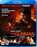 The Gunman [Blu-ray] [2015]