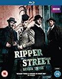 Ripper Street - Series 3 [Blu-ray]