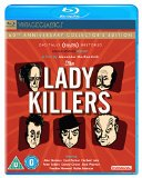 The Ladykillers - 60th Anniversary Edition [Blu-ray]