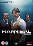 Hannibal - Seasons 1-3 Boxset [DVD]