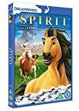 Spirit - Stallion Of The Cimarron [DVD]