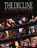 The Decline of Western Civilization Collection: 4 Disc Box Set [Blu-ray]