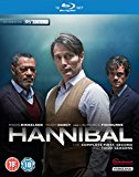 Hannibal - Seasons 1-3 Boxset [Blu-ray]