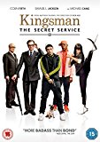 Kingsman: The Secret Service [DVD]