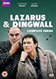 Lazarus and Dingwall DVD