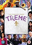 Treme - The Complete Season 1-4 [DVD] [2015]