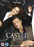 Castle - Season 1-7 [DVD]