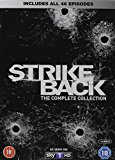 Strike Back: Series 1-5 DVD