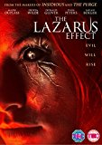 The Lazarus Effect DVD