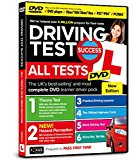 Driving Test Success All Tests DVD 2015 Edition DVD